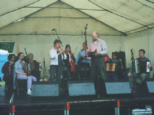 Southwark Festival- Traditional Music Stage